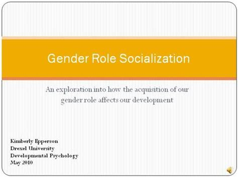 Essay Topics About Gender Stereotypes Free Gender Roles And Stereotyping Essay